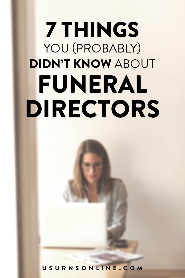 Things About Funeral Directors