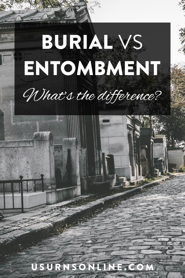 Burial vs Entombment: What's the Difference?