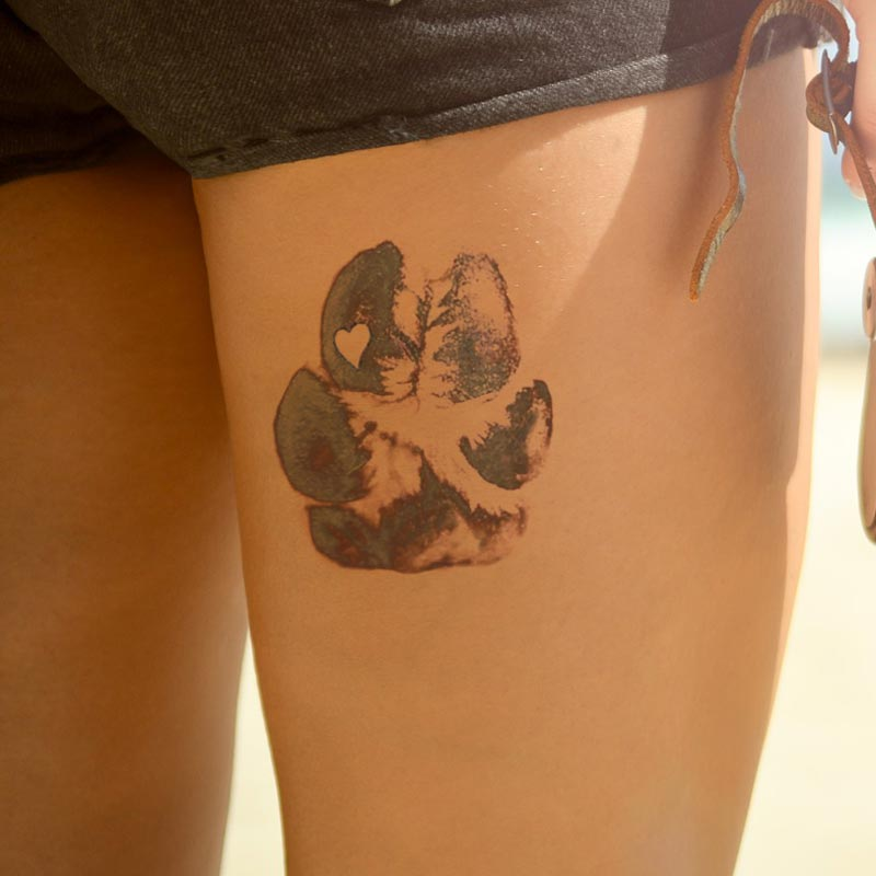10 Most Beautiful Pet Memorial Tattoos