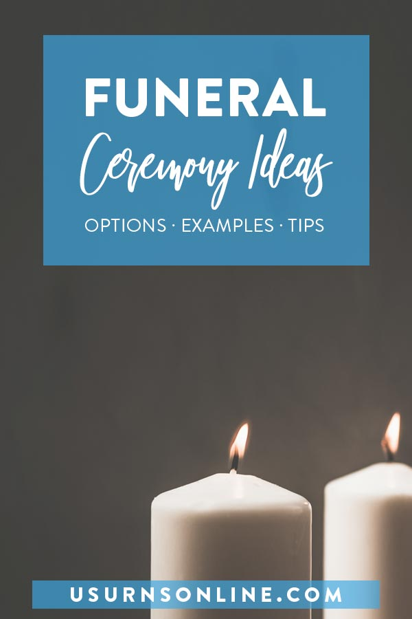 Funeral Ceremony Options