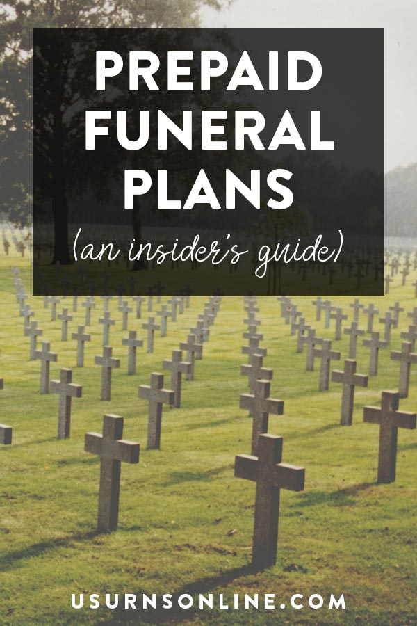 Prepaid Funeral Plans - Insider's Guide