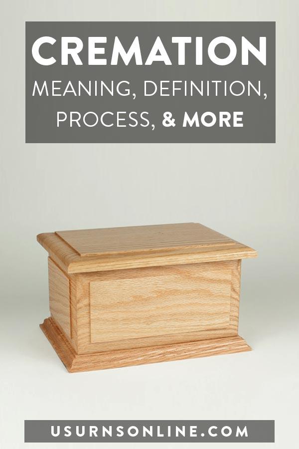 Cremation Definition