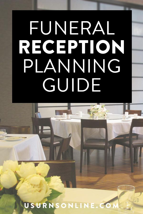 Funeral Reception Planning Guide