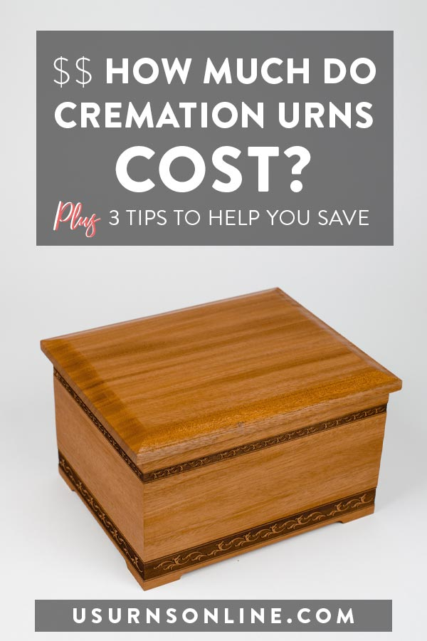 How Much Do Cremation Urns Cost?