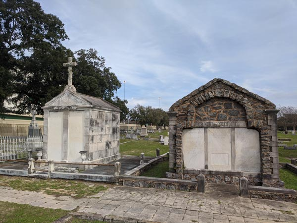 Above Ground Mausoleums