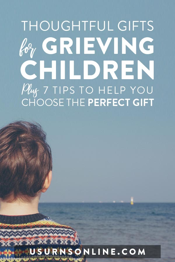 10 Thoughtful Sympathy Gifts for Kids Who Have Lost a Loved One