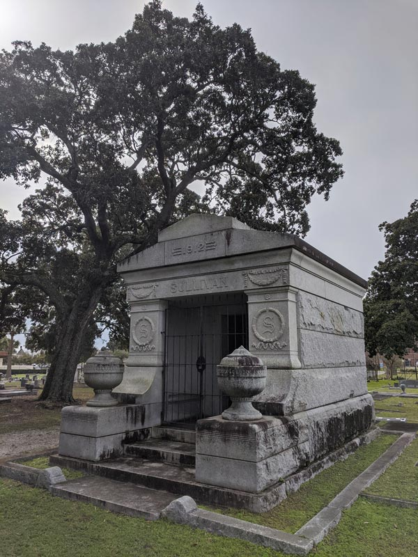 Historic Mausoleum Photos