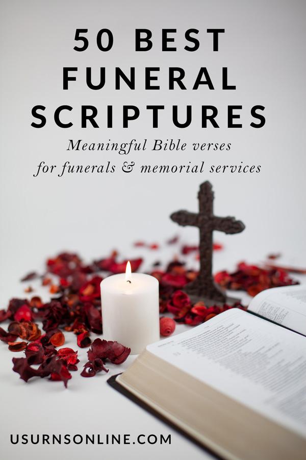 Best Funeral Scriptures