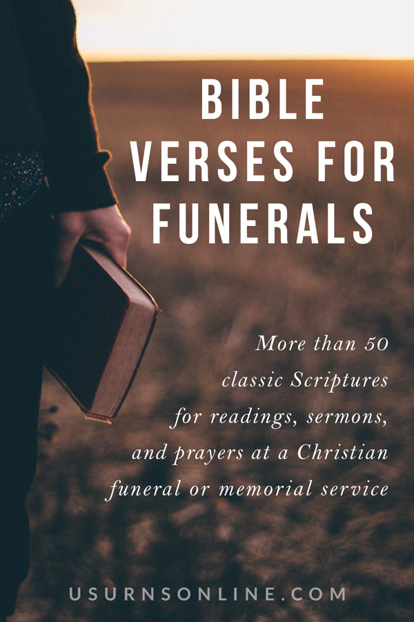 Scripture Readings for Funeral