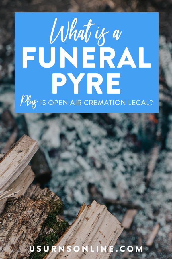What is Open Air Cremation?