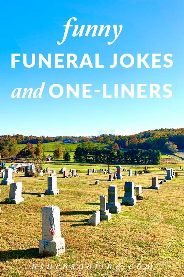 Funny Funeral One-Liners
