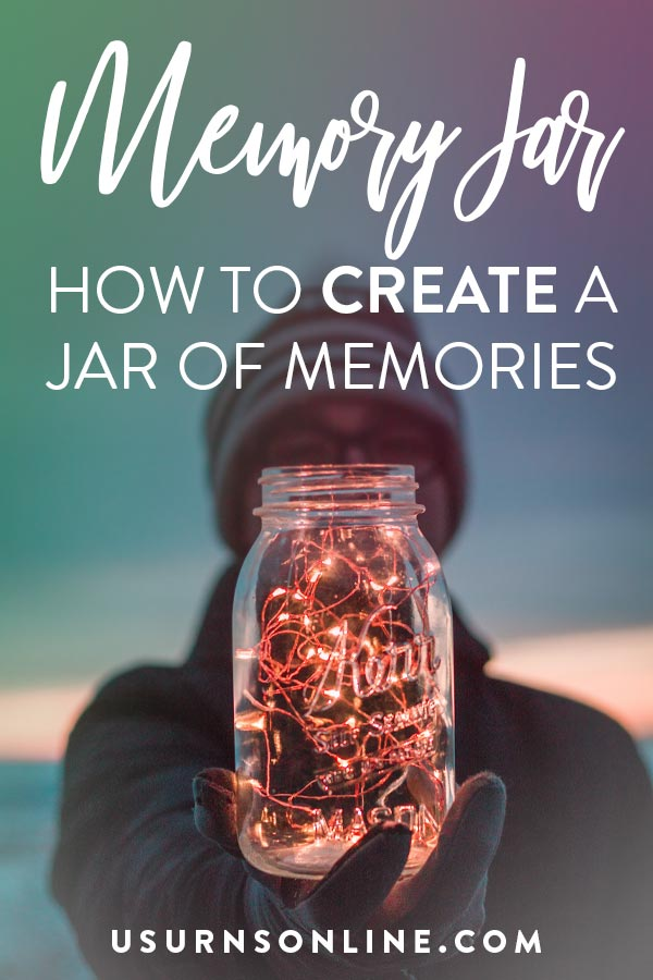 How to make a memory jar
