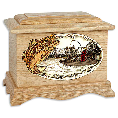 Best Urns for Dad's Ashes: Fishing Urns
