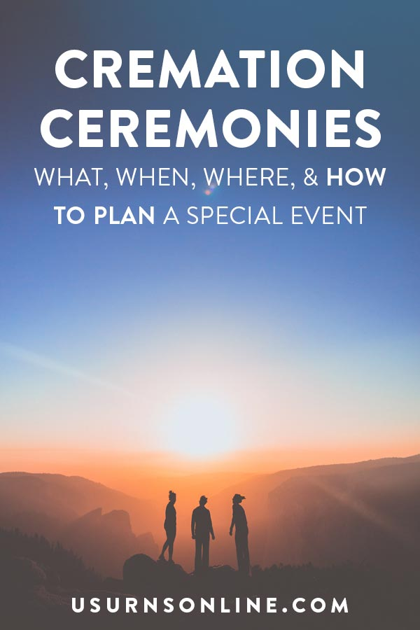 Cremation Ceremonies