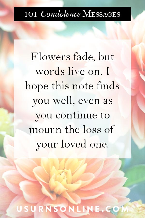 Condolence Quotes & Sayings (Images)