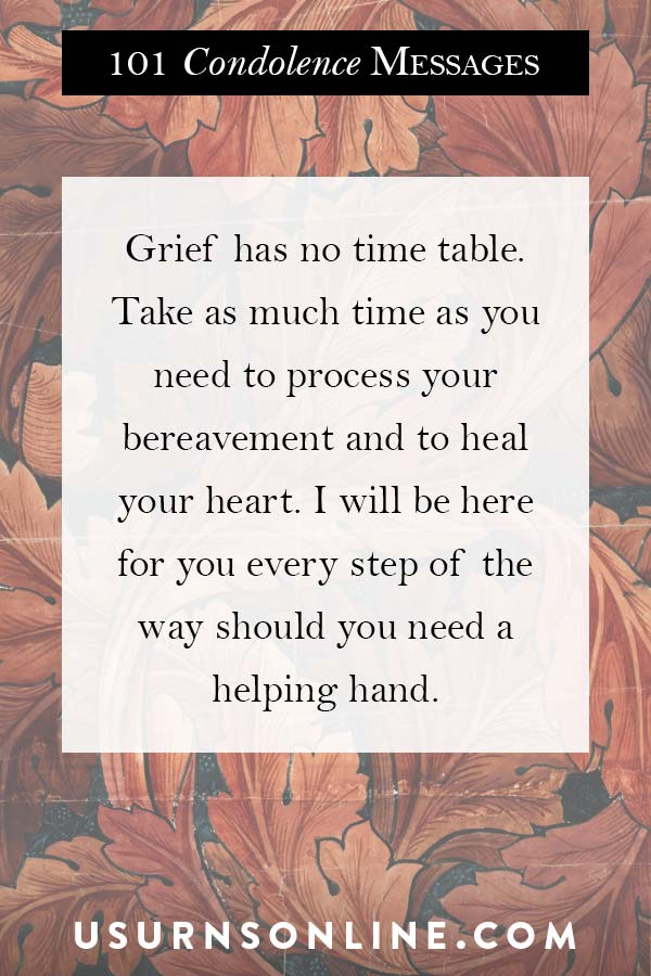 How to Share Condolences
