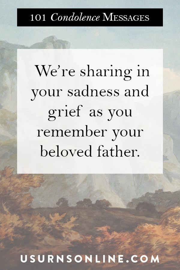 Sympathy & Support Images of Condolence