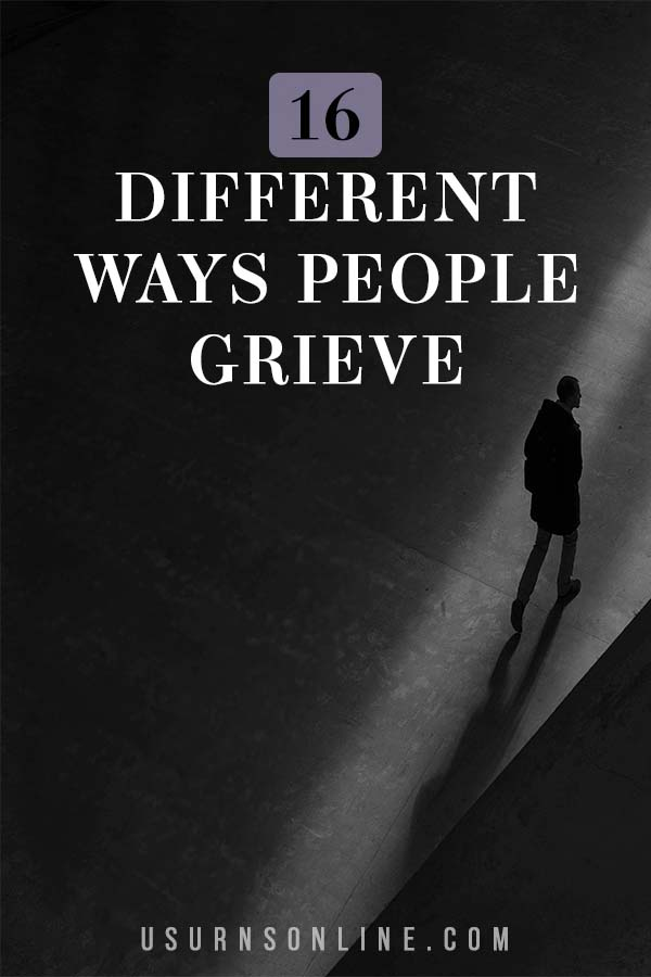 Different Ways People Grieve