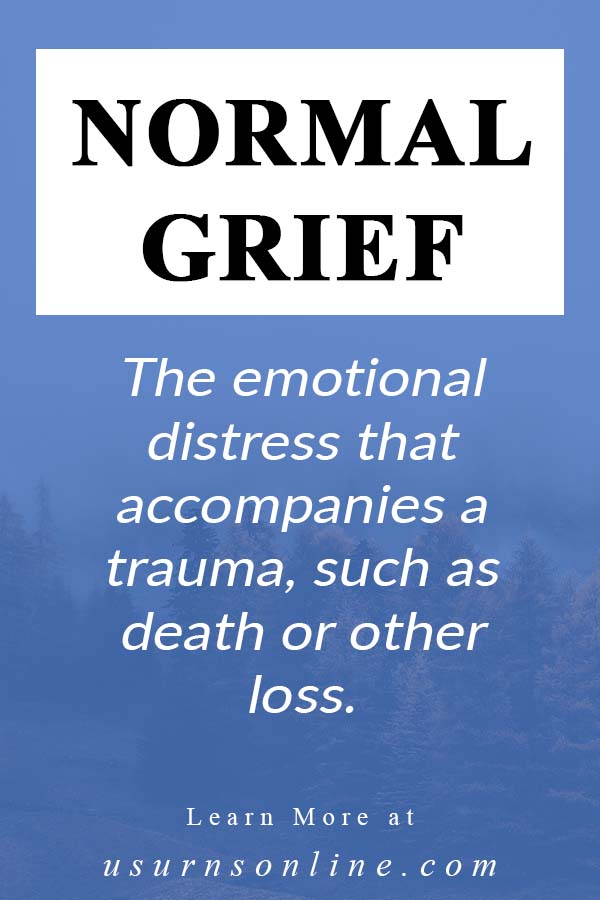 What is Normal Grief?