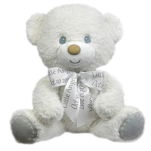 Soft urns in teddy bear form