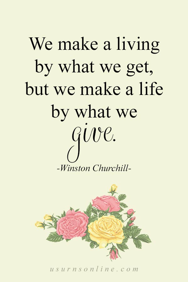 Grief Quote by Winston Churchill