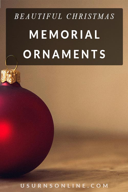 30+ Beautiful Memorial Ornaments