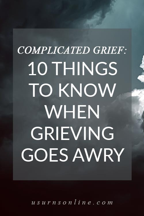 10 Things to Know About Complicated Grief