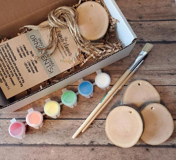 DIY Ornament Kit for Creating Memorial Ornaments
