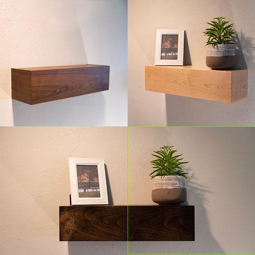 Beautiful Urn Disguised as a Shelf