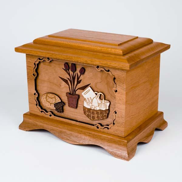 Cremation Urn for Gardener