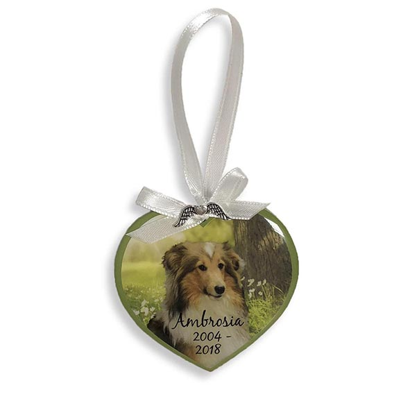 Photo Ornaments for Pets