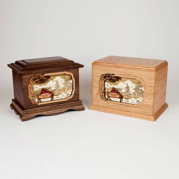 Soulmates Cremation Urn for Couples