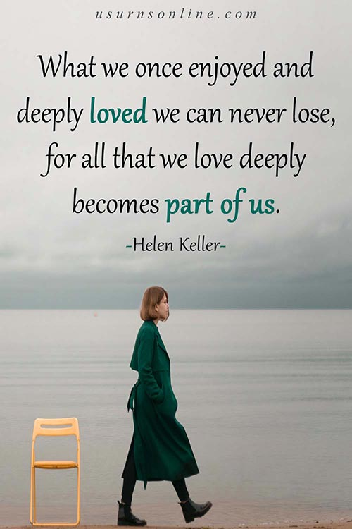 100+ Quotes over Grief: Helen Killer