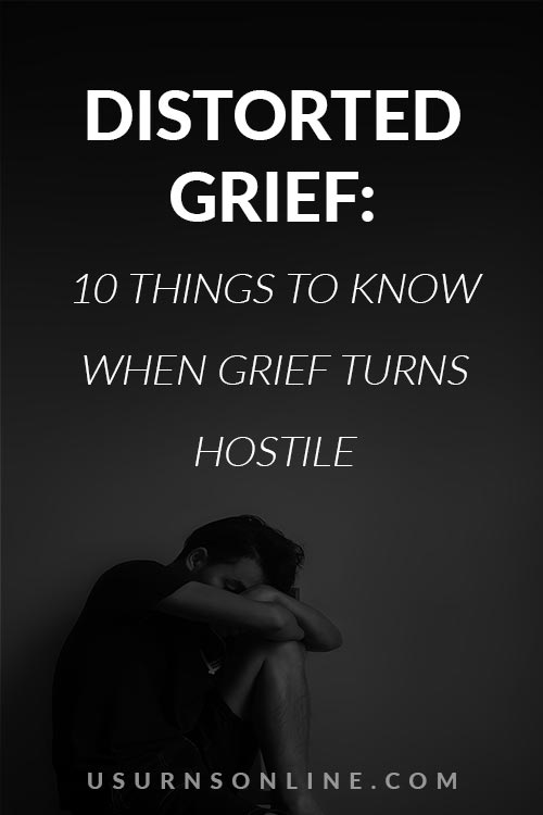 How is Distorted Grief DIfferent?
