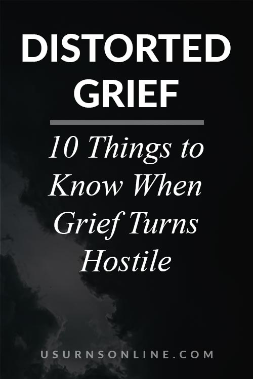 What Should Know About Distorted Grief