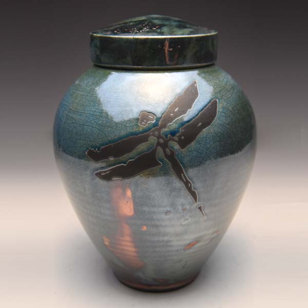 Dragonfly Urn for Ashes
