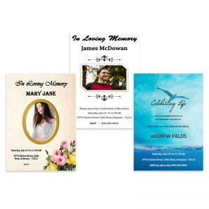 Free Funeral Invitation Templates