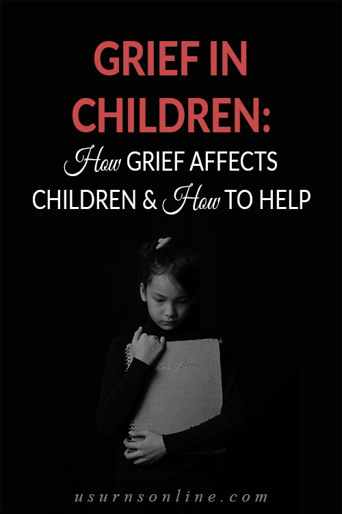 How to Children Experience Grief