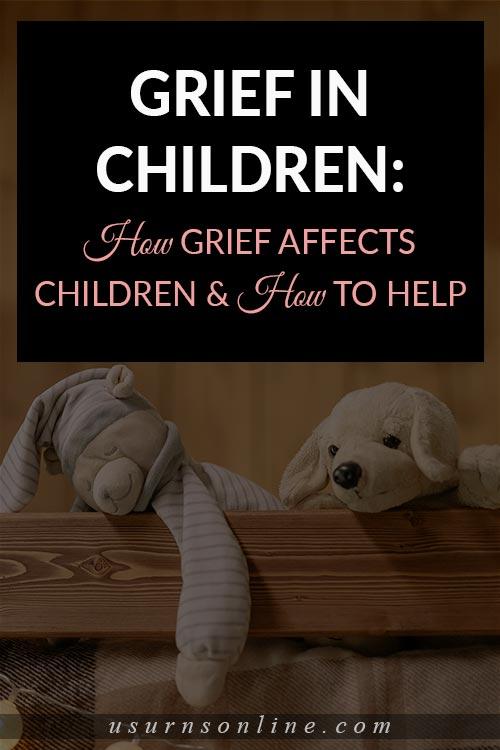 Grief in Children: How to Help