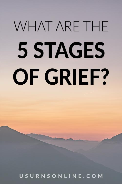 Looking into the Five Stages of Grief