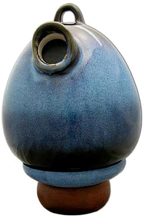 Birdhouse Scattering Urn- 50 Beautiful Ceramic Urns