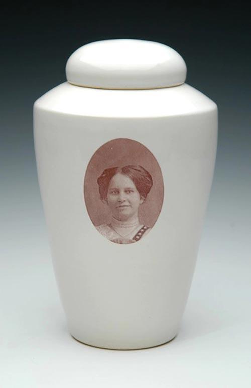 Custom Photo Ceramic Urn- 50 Beautiful Ceramic Urns