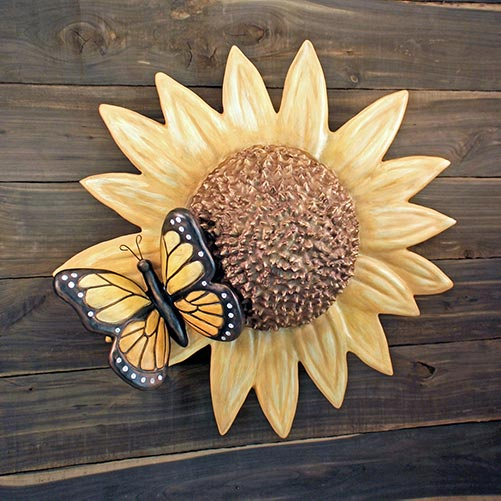 Sunflower Urn- 50 Beautiful Ceramic Urns
