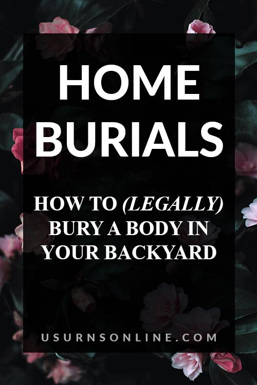 How to Legally Bury a Body