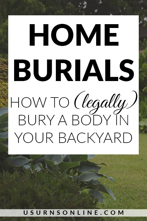 Laws of Home Burials