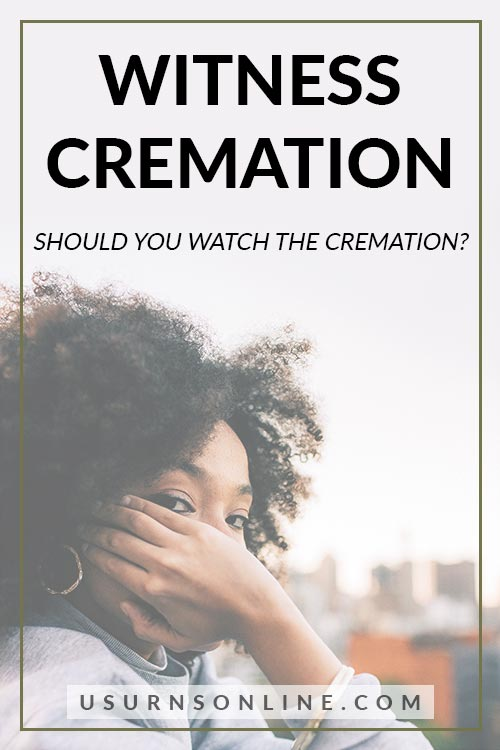 Witnessing Cremation Etiquette