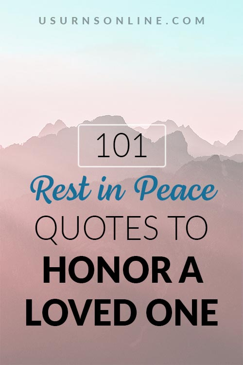 Quotes to Honor a Loved One