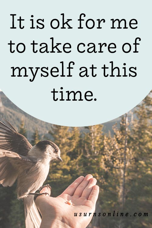 Quotes for Self Comfort