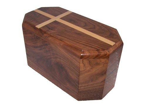Maple Cross Companion Urn
