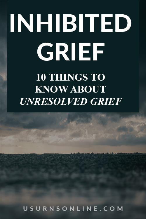 Experiencing Inhibited Grief